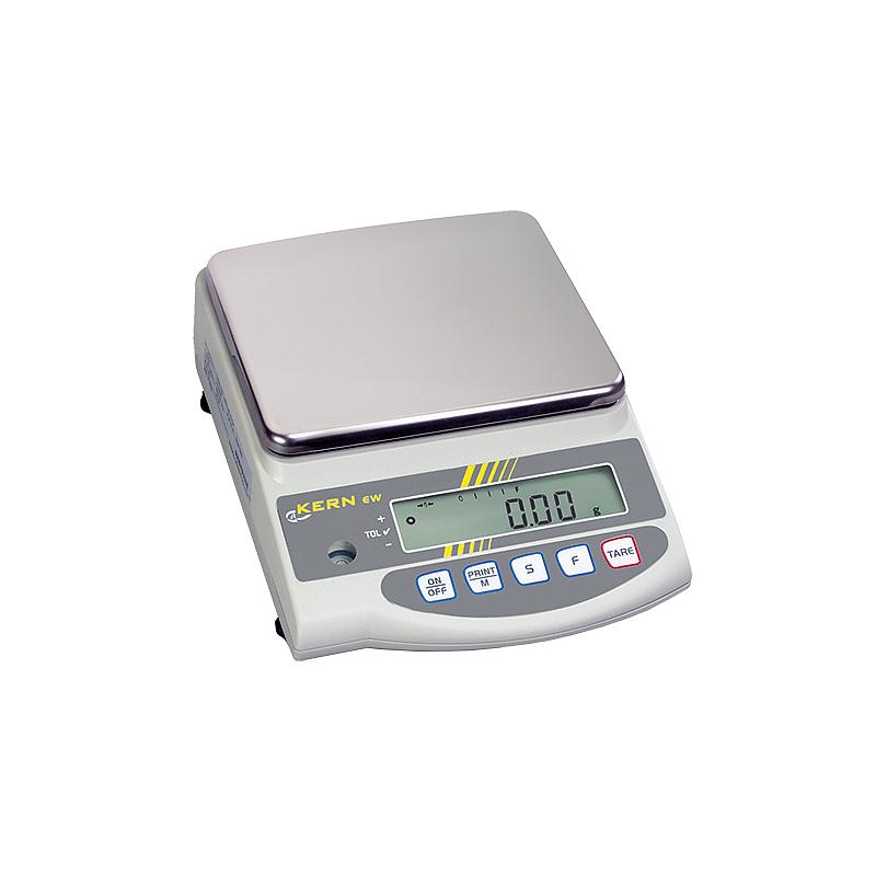 Balance d'analyse EW 6200-2NM - Kern