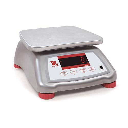 Balance inox agroalimentaire étanche Valor 2000 - 3 kg - OHAUS