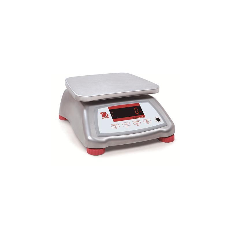 Balance inox agroalimentaire étanche Valor 2000 - 30 kg - OHAUS