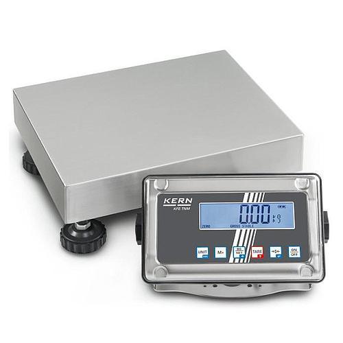 Balance plate-forme inox SFE 100K-2LNM - Kern