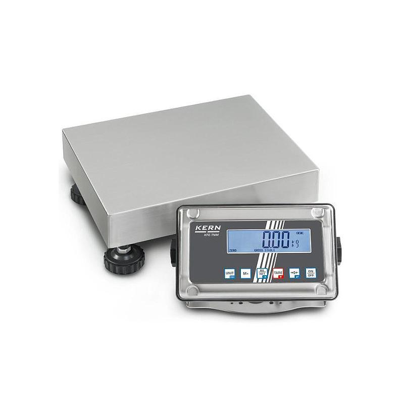 Balance plate-forme inox SFE 10K-3LNM - Kern