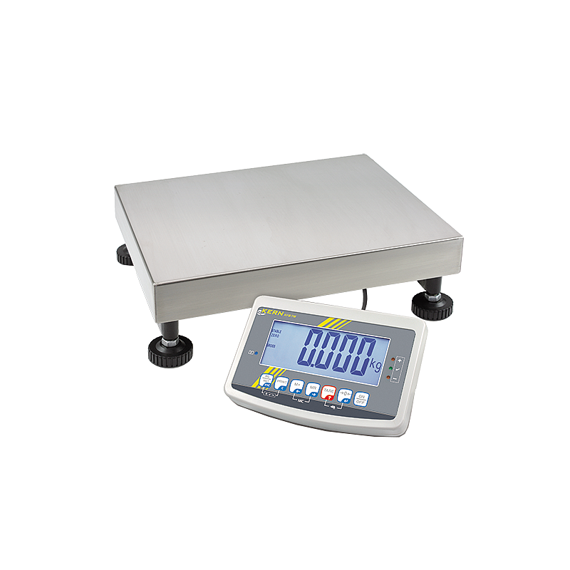 Balance plateforme à double portée IFB 150K20DM - Kern