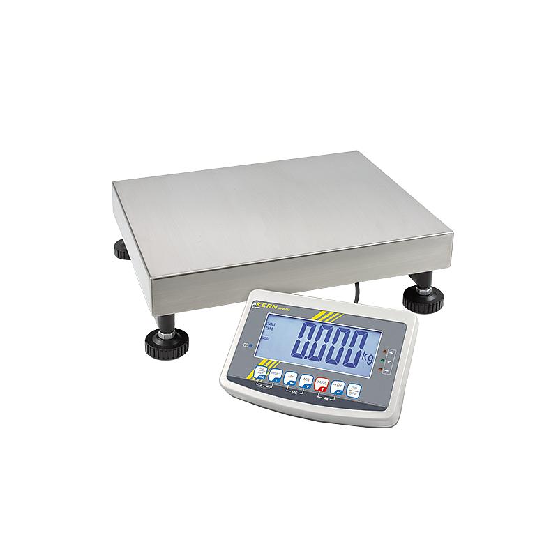 Balance plateforme à double portée IFB 300K50DM - Kern