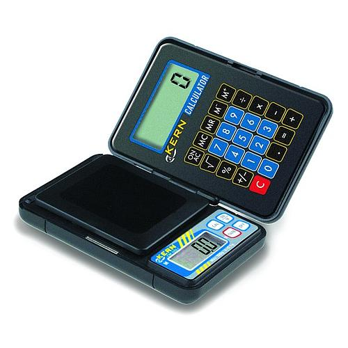 Balance portable : balance de poche CM 150-1N - Kern
