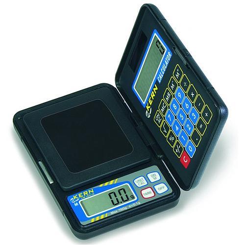 Balance portable : balance de poche CM 60-2N - Kern
