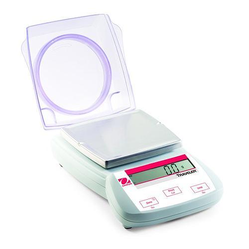 Balance portable : balance de poche Ohaus Traveler TA1501