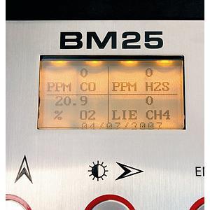 Balise de chantier multigaz (Lie,O2, CO/H2S) BM 25 - Oldham
