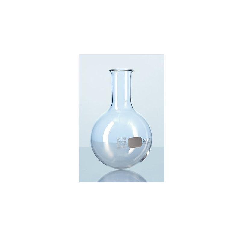Ballon à fond rond - Col étroit - 50 ml