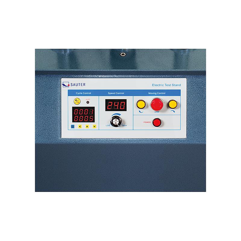 Banc d'essai motorisé vertical TVM 20KN120N - SAUTER