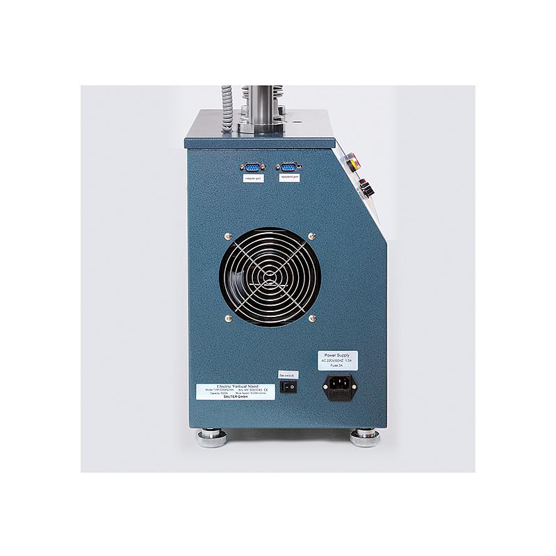 Banc d'essai motorisé vertical TVM 30KN70N - SAUTER