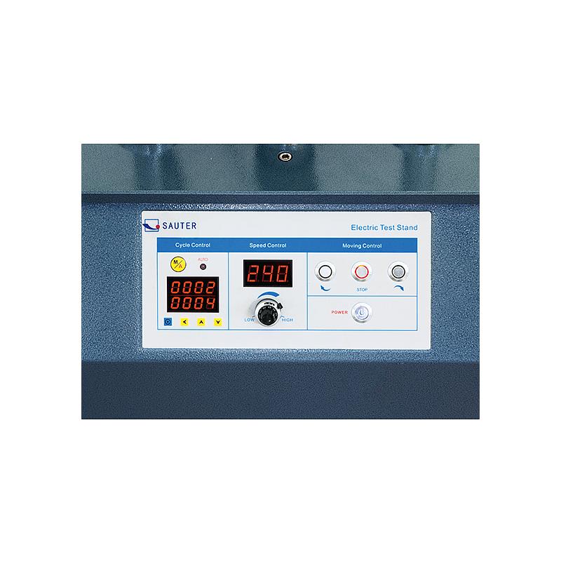 Banc d'essai motorisé vertical TVS 20KN100 - SAUTER