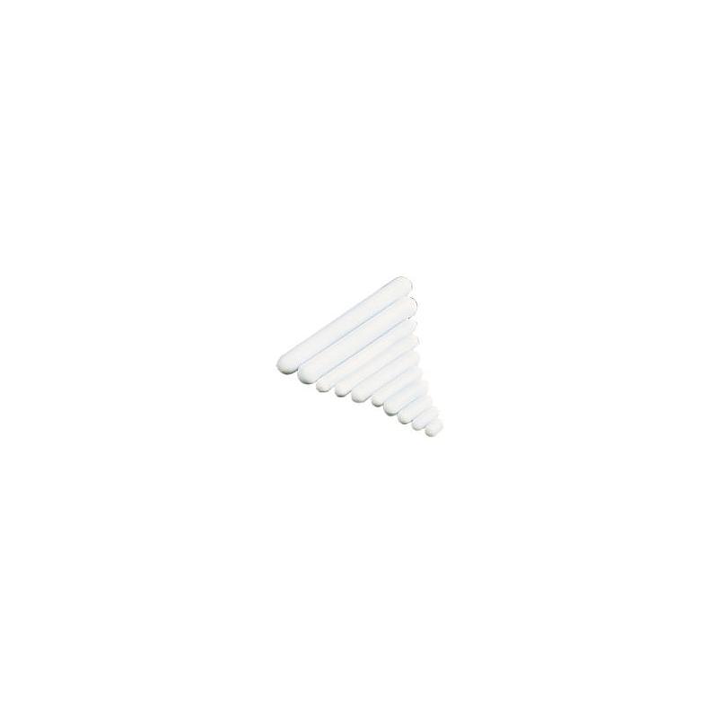 Barreau aimanté IKAFLON 10 - Longueur : 10 mm - IKA