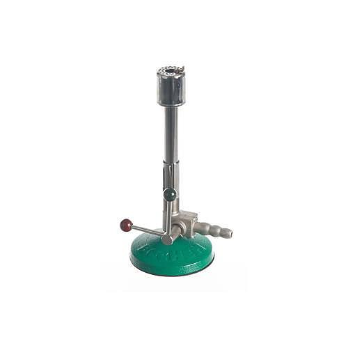 Bec bunsen avec robinet basculant - gaz naturel
