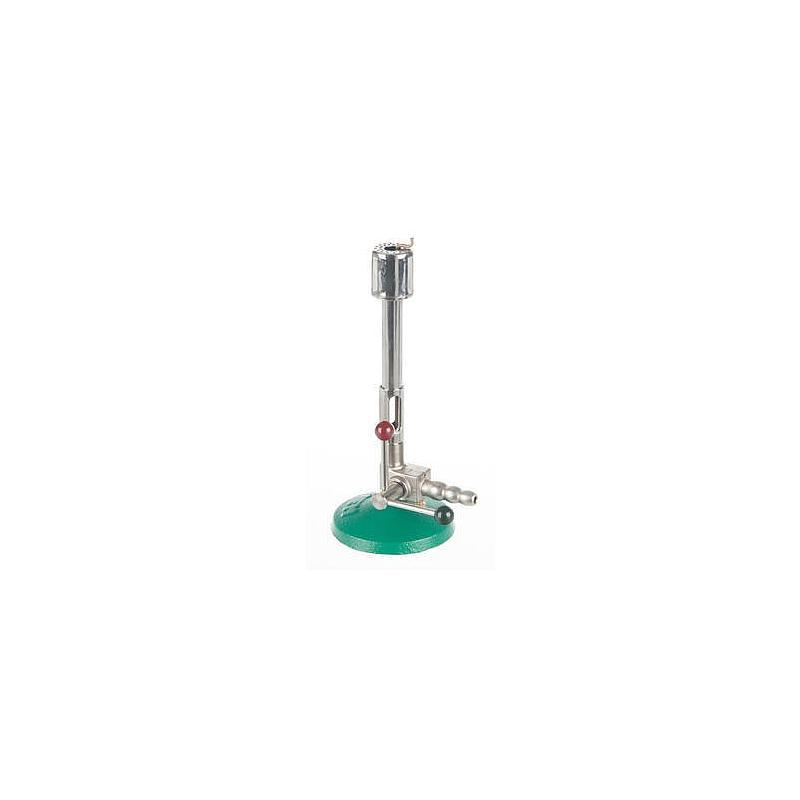 Bec bunsen avec robinet basculant - multi-gaz
