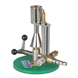 Bec de sécurité JUMBO avec robinet basculant - Gaz naturel