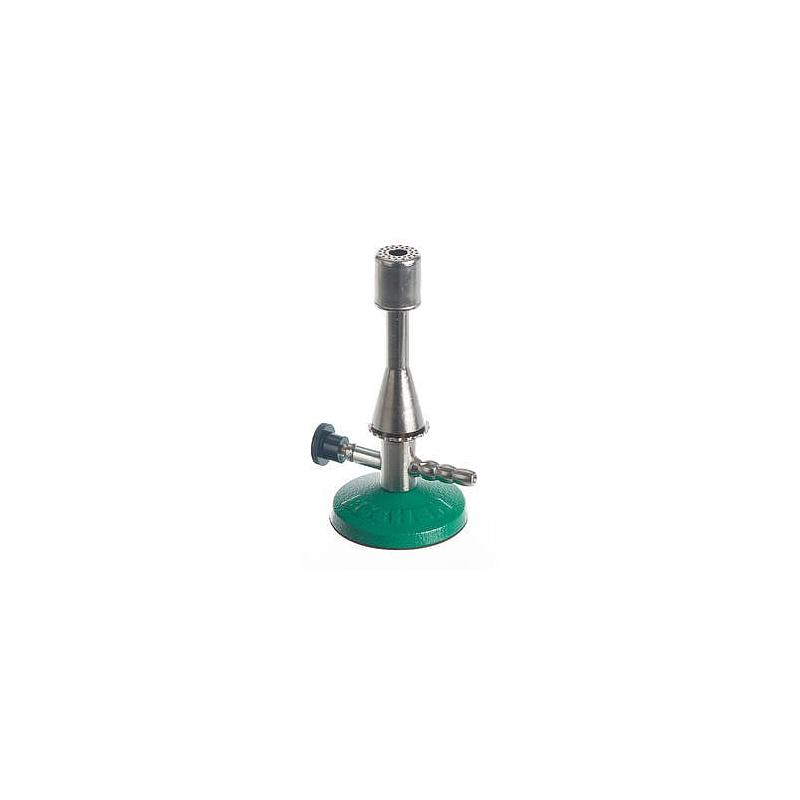 Bec teclu avec robinet à pointeau DIN 30665 - gaz naturel
