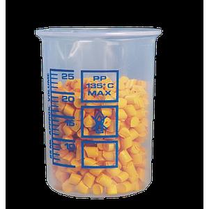 Bécher forme basse en PP - 100 ml - Bürkle