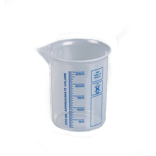 Bécher forme basse en PP - 250 ml - Bürkle