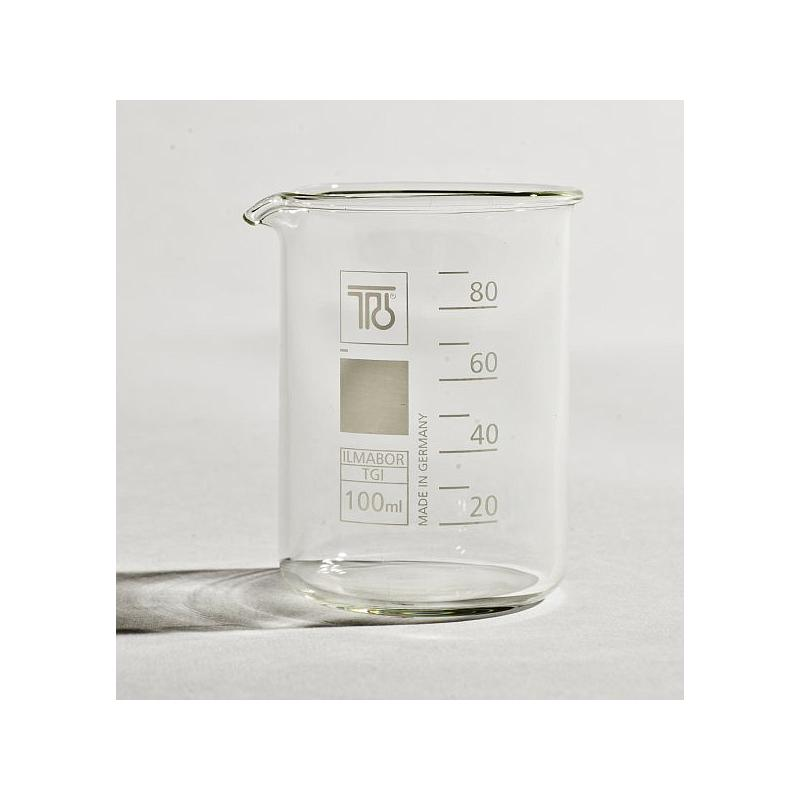 Bécher forme basse en verre - 100 ml - TGI