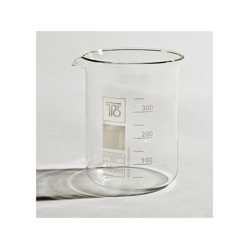 Bécher forme basse en verre - 400 ml - TGI