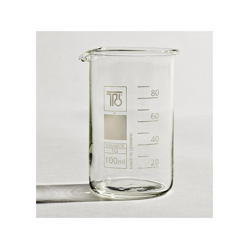 Bécher forme haute en verre - 100 ml - TGI