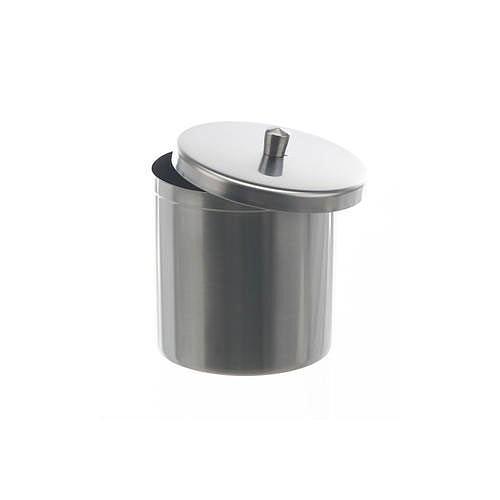 Bécher inox avec couvercle 400 ml