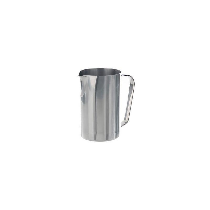 Bécher inox gradué - forme cylindrique - 2000 ml