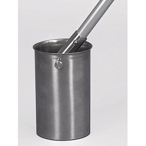 Bécher sur balancier inox V2A, 1000 ml - Bürkle