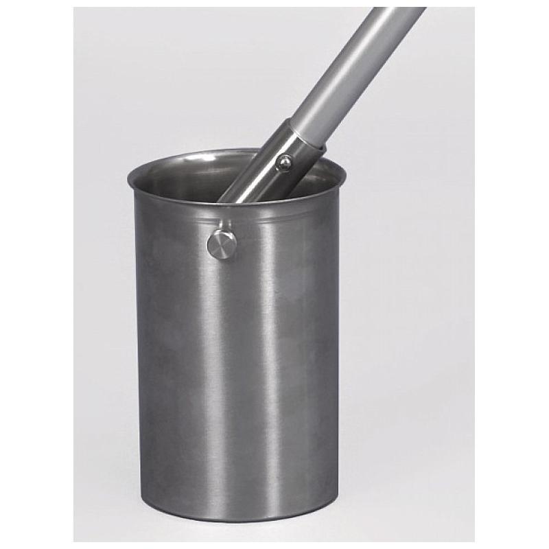 Bécher sur balancier inox V2A, 1000 ml - Bürkle