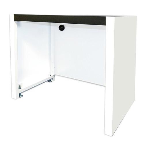 Benchcap meuble de support fixe pour hotte à filtration Captair 483 Smart - Erlab