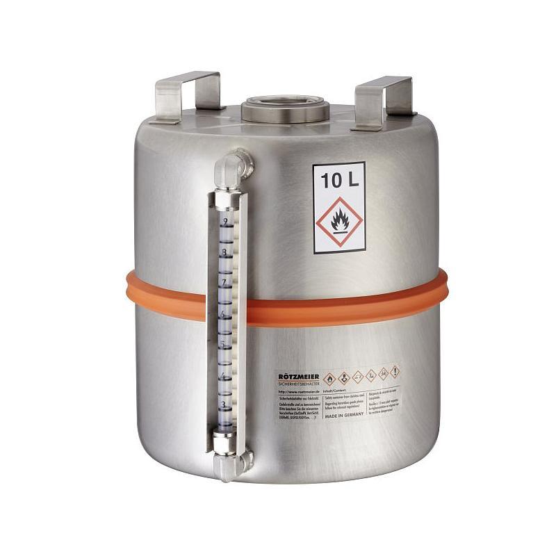 Bidon collecteur 10SI - 10L - Connexion 2