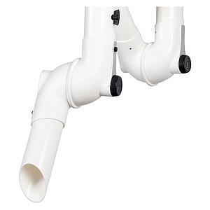 Bras d'extraction ME100 - 3 articulations - Fumex
