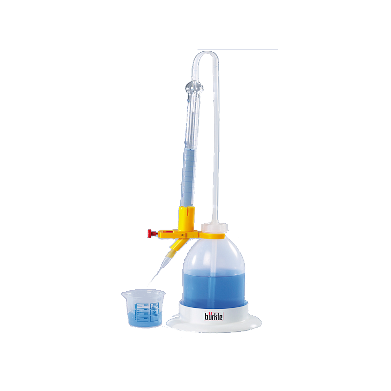 Burette de titrage automatique 10 ml - Bürkle