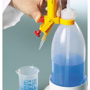 Burette de titrage automatique 5 ml - Bürkle