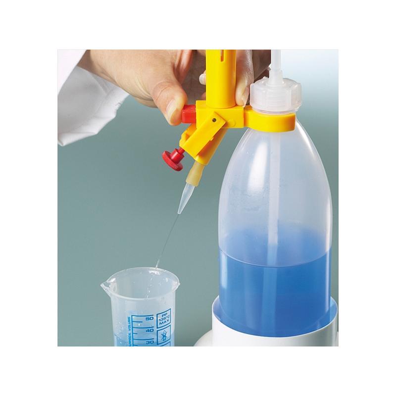 Burette de titrage automatique 5 ml - Bürkle