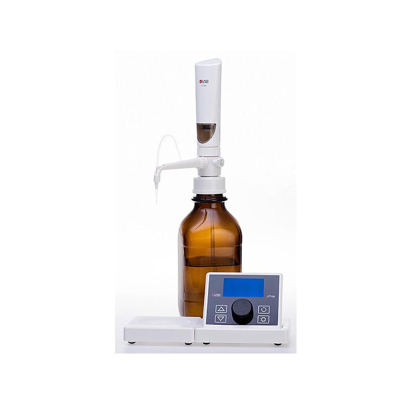 Burette électronique dTrite - Avec agitateur magnétique - DLAB