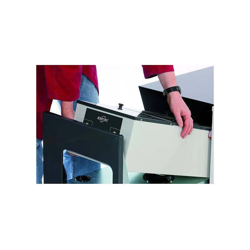 Caisson de ventilation à filtration intégrée avec adapt. de montage latéral