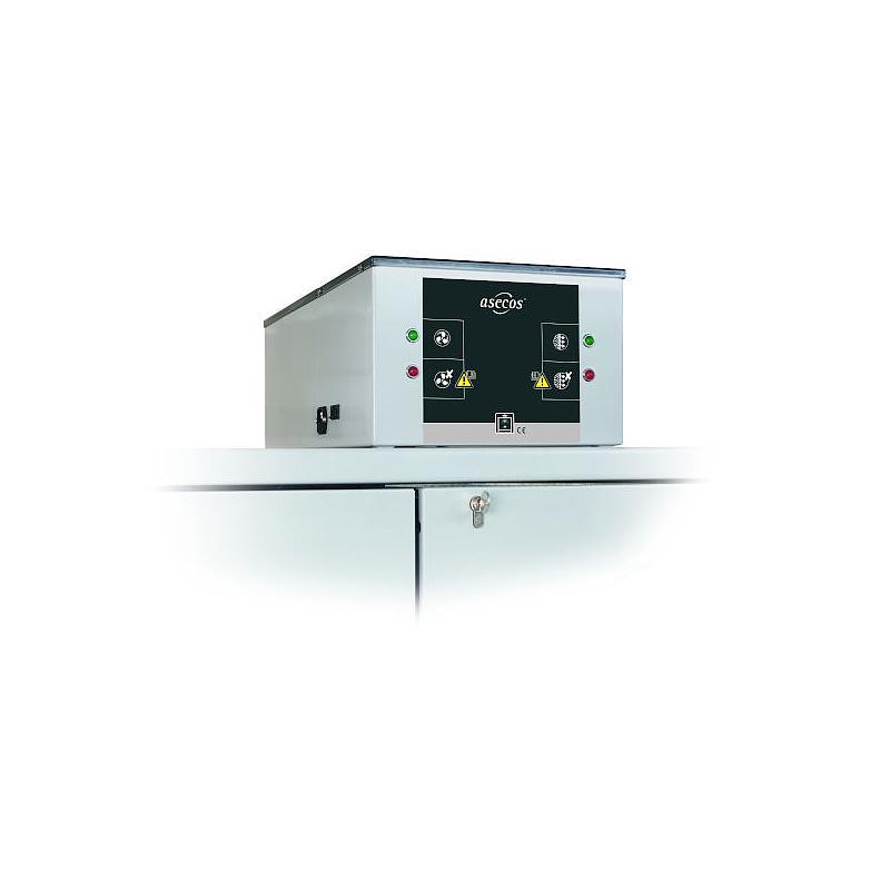 Caisson de ventilation à filtration intégrée ModèleUFA.20.30