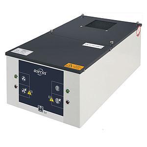 Caisson de ventilation à filtre intégré