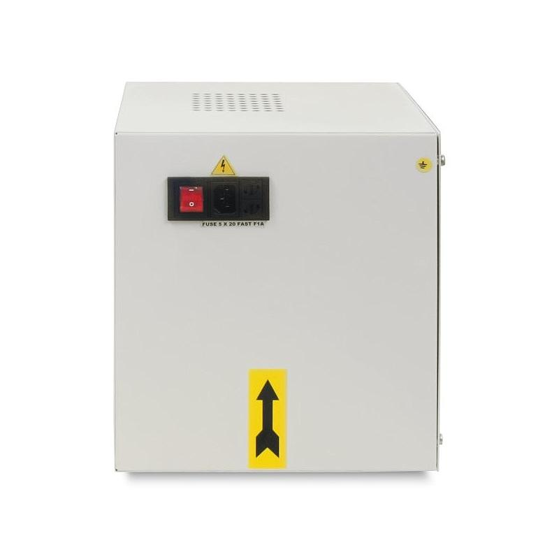 Caisson de ventilation & filtration ATEX - raccordement extérieur