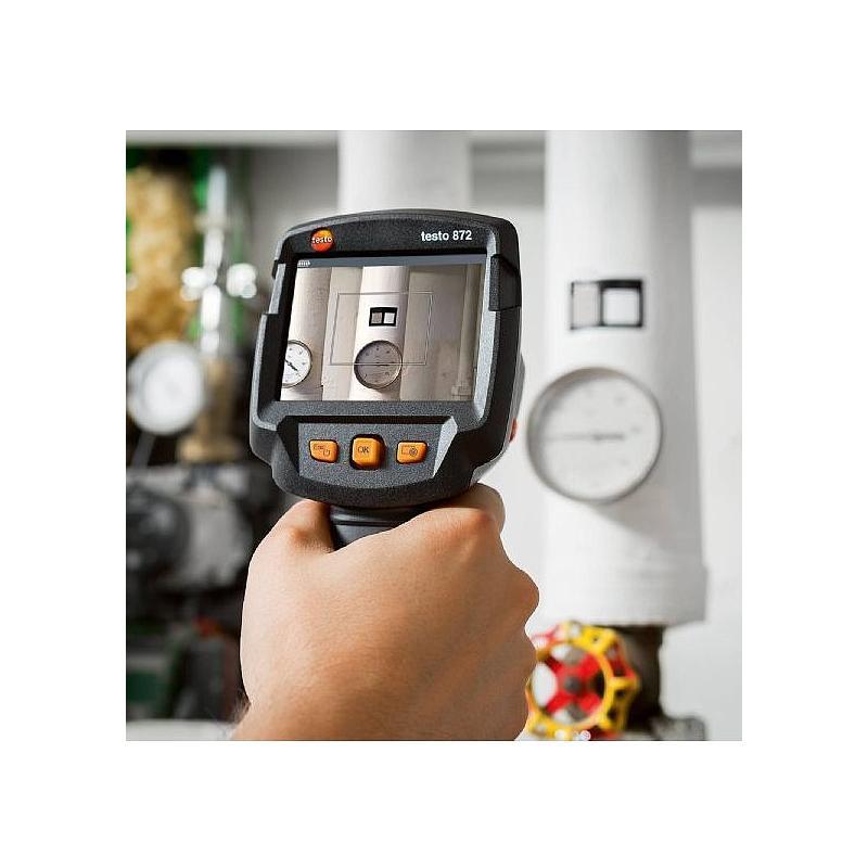 Caméra thermique 872 - Testo