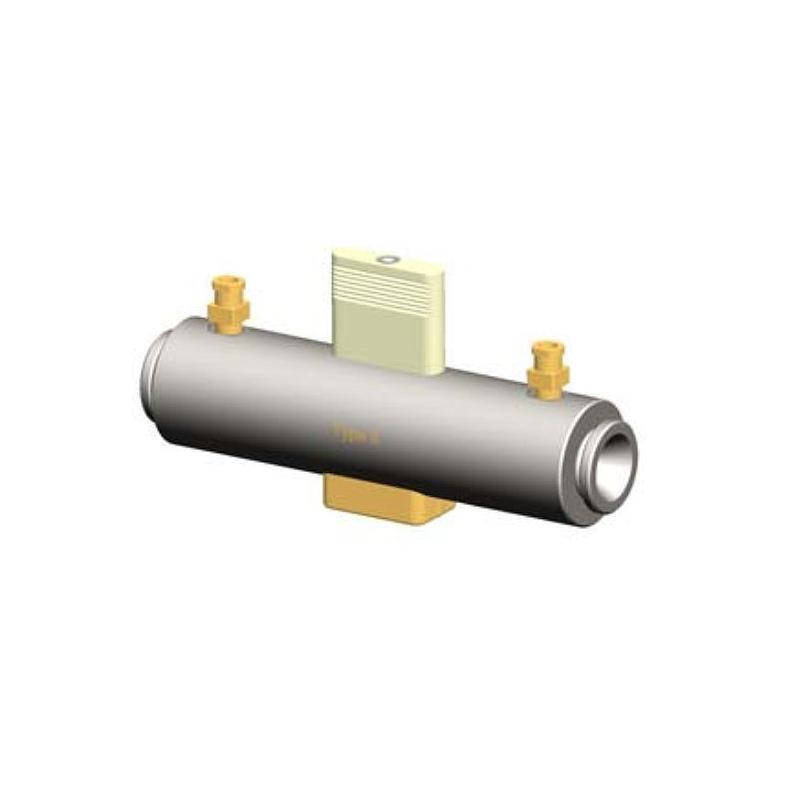 Cellule inox sans fil TM 2ml - 100 mm - Anton Paar