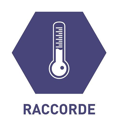 Certificat d'étalonnage en température de contact raccordé standard - Spécial agroalimentaire - TIS