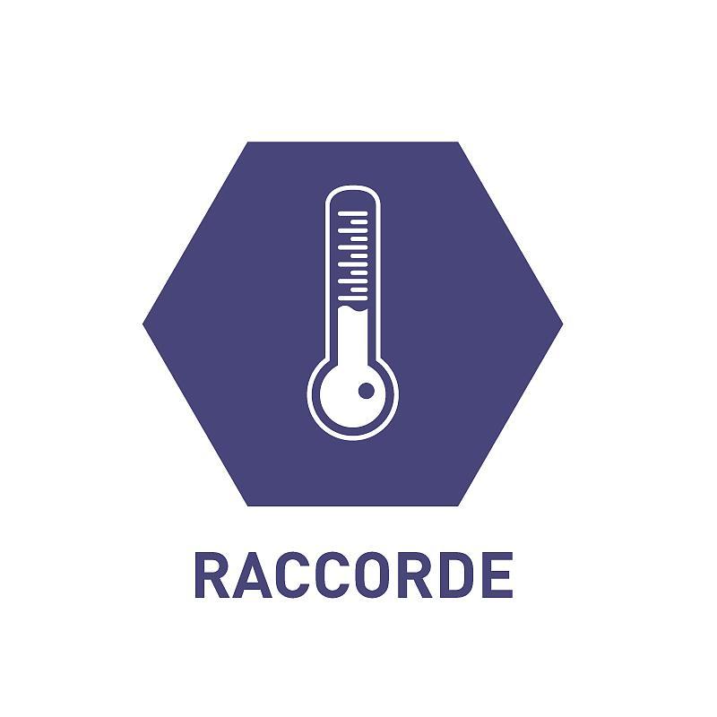 Certificat d'étalonnage en température de contact raccordé standard - TIS