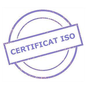Certificat d'étalonnage ISO pour crochet peseur - Kern