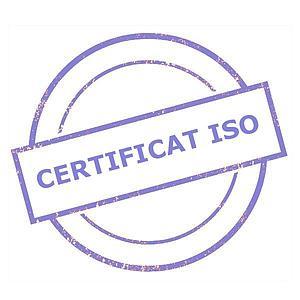 Certificat d'étalonnage ISO - Sauter