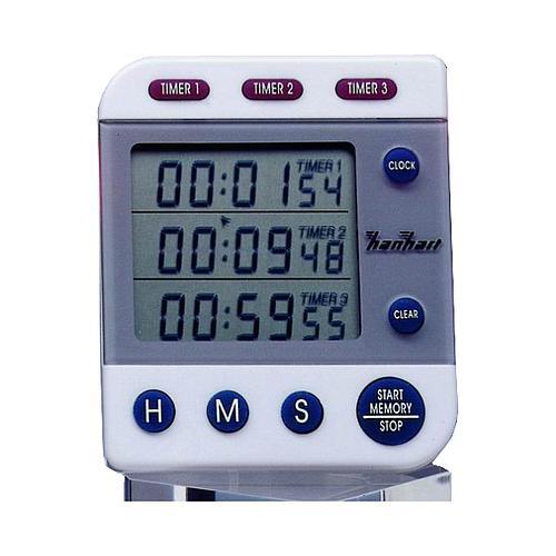 Chronomètre digital décompteur - Labor 3 - Hanhart