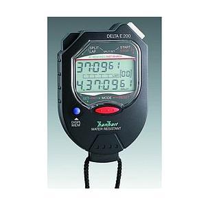 Chronomètre digital décompteur multifonctions - Delta E 200 - Hanhart