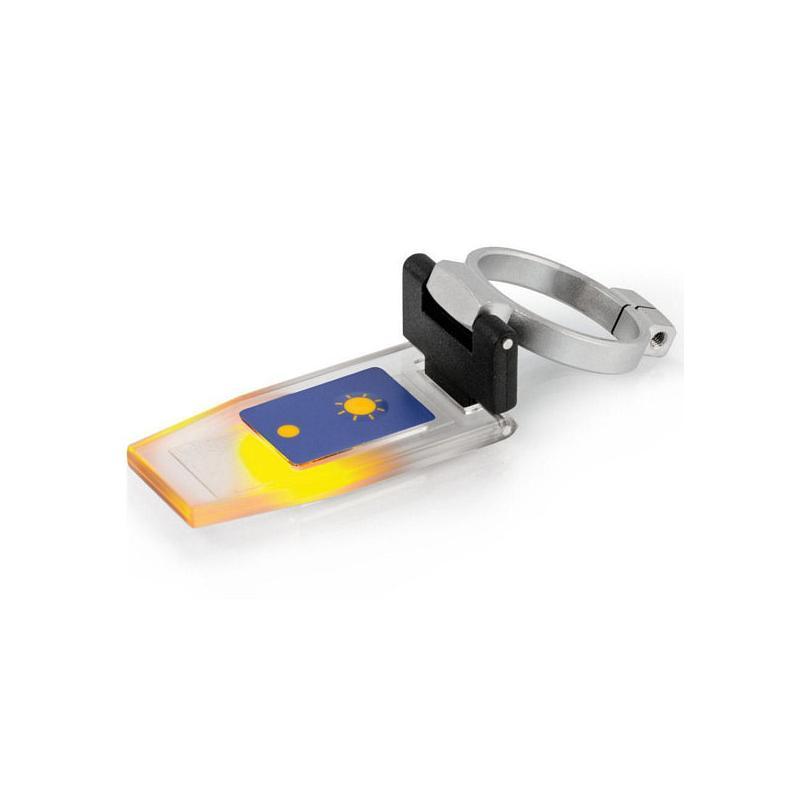 Clapet de prisme avec LED intégrée - KERN