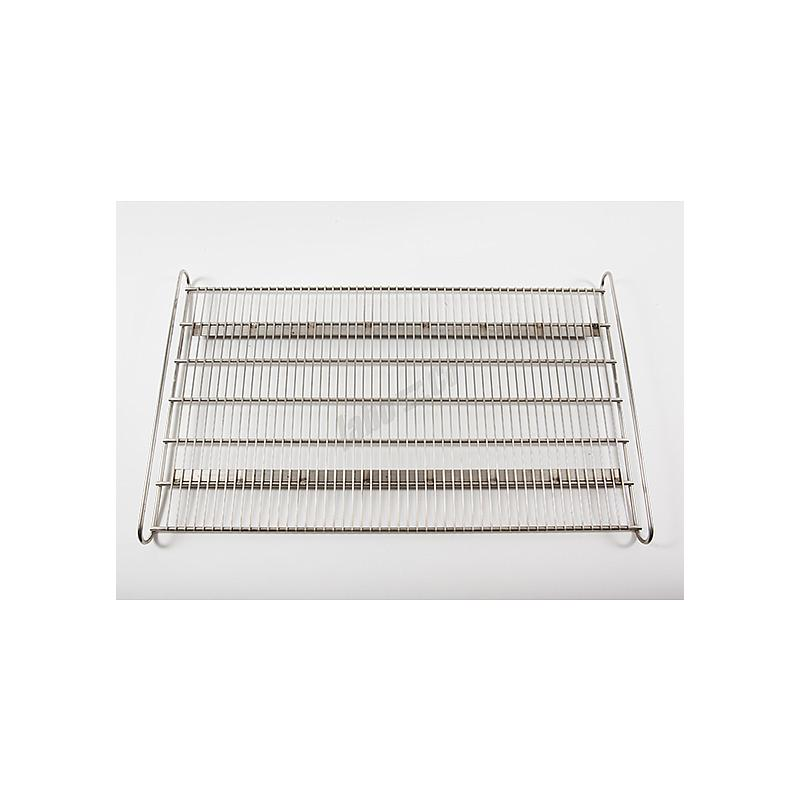 Clayette-grille renforcée inox - Charge max. 70 kg